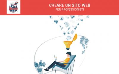 Creare un sito web per professionisti