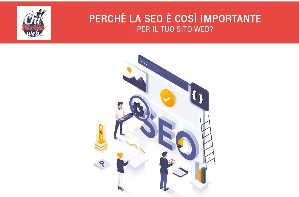 Perché la SEO è così importante per il tuo sito web?