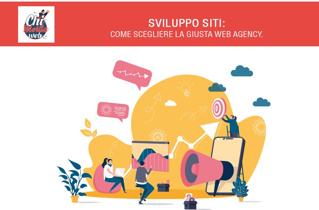 Sviluppo siti: come scegliere la giusta agenzia web!